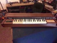 BONTEMPI HF 201.22 ELECTRONIC ORGAN