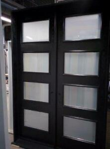 Contemporary modern front entry door 7