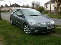 Honda Civic 2.2 CTDI - Full Spec - 12 Month MOT!