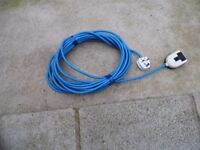 heavy duty 40 ft approximately electric power extension cable