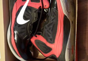 Nike Prime Hype DF Red and Black