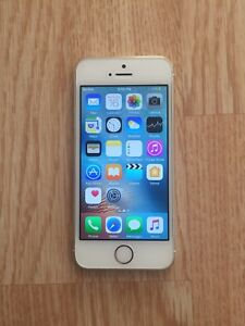 iPhone 5s 16Gb TELUS  gold