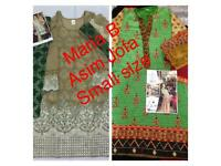 Pakistani Indian Asian Designer clothes stitched suits