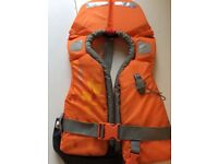 Child's Buoyancy Aid/Lifejacket Age