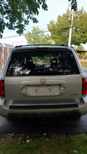 PRICE REDUCED, 8 PASS HONDA PILOT, LEATHER INTRIOR VERY CLEAN