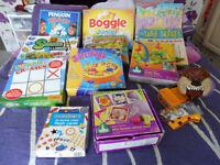 12 children/family games
