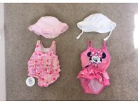 Baby swimming costumes