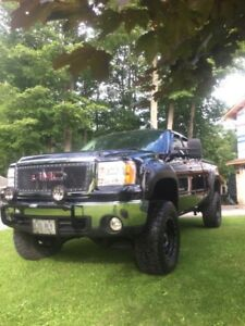 2008 GMC Z71 lifted truck $18,500 OBO