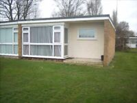 2 bed holiday chalet for hire in Hemsby Norfolk 2 weeks in August available