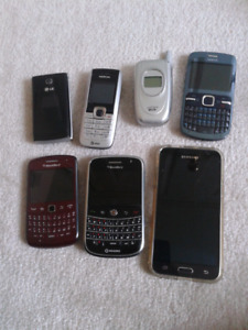 Someone buy all these phones!!!