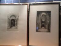 etchings and prints