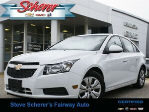 2014 Chevrolet Cruze 1LT 1 OWNER