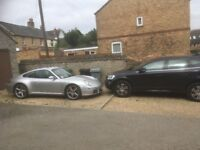 2 car parking spaces to rent in stamford