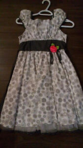 Pretty dress, size 10