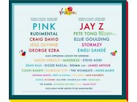 V Festival VIP Weekend Camping Tickets - Selling Under Face Value!!!