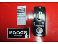 Mooer Slow Engine £47