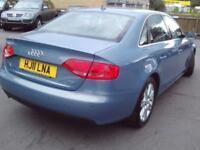 2011 Audi A4 2.0 TDI 136 SE 4dr [Start Stop] 4 door Saloon
