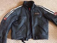 """Smug motorcycle jacket 48"""" chest"""