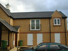 Newbuild 2 Bed Apartment in Cowley