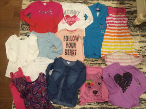 Girls size 7/8 LOT clothes