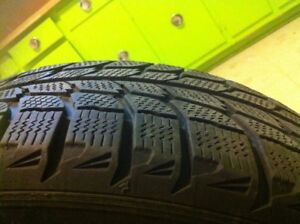 michelin x ice used set of 4