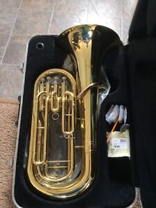 Stagg WS-EP245 B Flat Euphonium - Brand New Condition