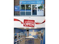 Laundry services at Walton court Aylesbury