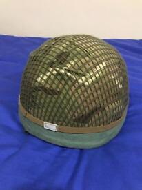 Airsoft military helmet.