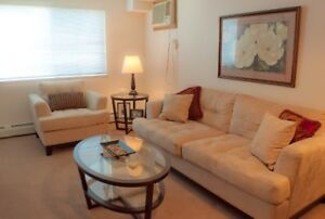 CORNER 2 BDRM in University Heights with In-Suite Laundry + A/C!