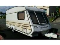 Bailey pageant touring caravan awning