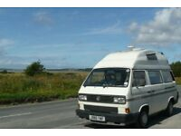 VW T25 AUTOHOMES KOMET 1991(J) 2.1 FUEL INJECTION, LOVELY, ORIGINAL, LOOKED AFTER