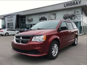 2014 Dodge Grand Caravan SXT Rear DVD|Stow n Go|Backup Camera