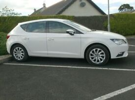 2014 Seat Leon 1.6Tdi Se model, Fre tax, one Owner, Finance available