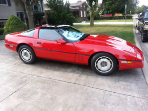 1987 corvette Best Offer