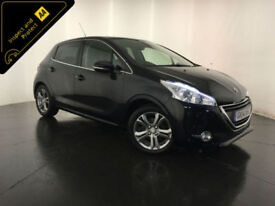 2014 PEUGEOT 208 ALLURE HDI DIESEL 1 OWNER FROM NEW FINANCE PX WELCOME