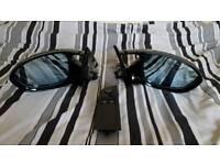 GENUINE BMW M3 E90 E91 E92 E93 RHD COMPLETE WING MIRROR (JEREZ BLACK)