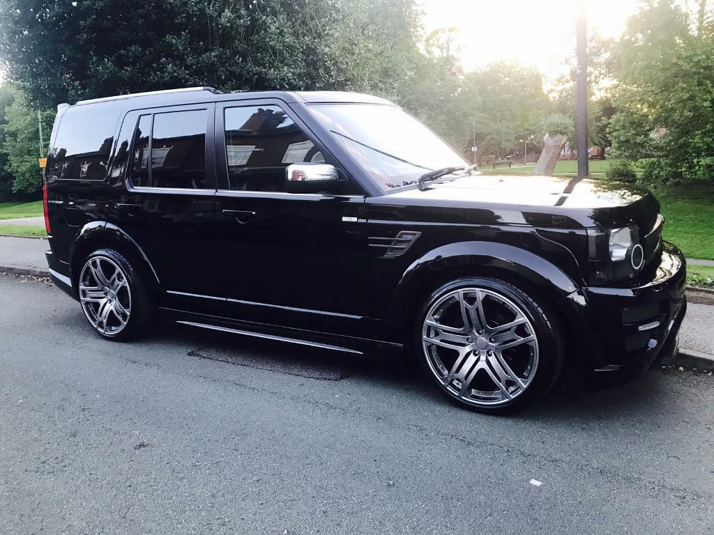 2007 land rover discovery 3 2 7tdv6 xclusive body kit wide. Black Bedroom Furniture Sets. Home Design Ideas
