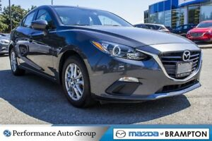 2014 Mazda MAZDA3 GS-SKY|NAVI|CAM|BLUETOOTH|CRUISE CTRL|ALLOYS