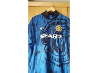 Man Utd 1992/93 Away top
