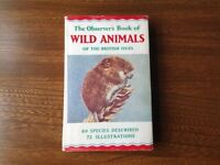 The Observers Book of Wild Animals