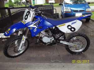 2010 yamaha yz 85, excellent condition