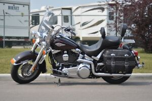 2011 Harley Davidson Heritage Softail Classic FLSTC - REDUCED!!