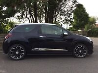 Citroen DS3 DSport Plus eHDI 115 BHP. Zero Tax. Bluetooth. Leather seats. Lovely Car with huge MPG.