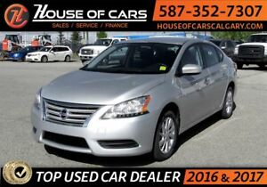 2015 Nissan Sentra 1.8 SV / Back up Camera / Bluetooth