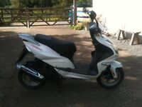 Direct Bikes DB125T-22 Scooter