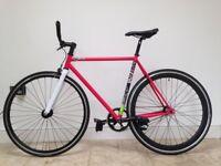 Custom Single Speed / Fixed Gear Bike - 53cm Complete Set-Up!