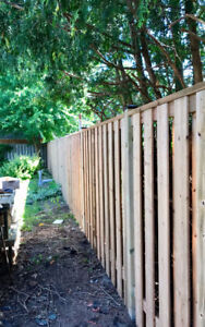 Manscape Fence Installation & Construction