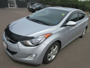 2012 Hyundai Elantra GLS! ALLOY! HEATED! SUNROOF!