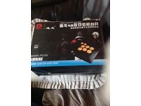 StreetFighter Joystick old school. £17 unused.