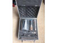 Erbauer Diamond Core Drill bit kit